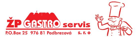 Logo ŽP GASTROSERVIS
