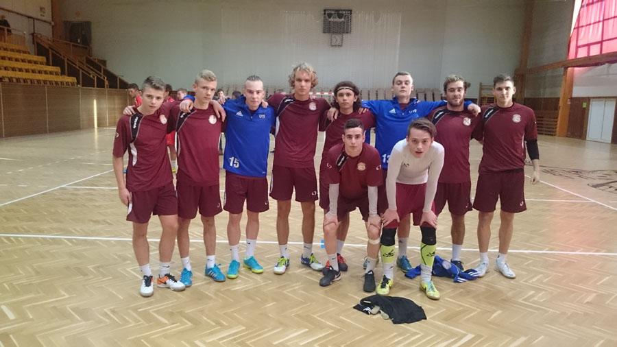 Krajské majstrovstvá stredných škôl vo futsale - SSOSH ŽP