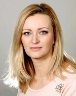 Ing. Stanislava SVETLÍKOVÁ, vedúca odboru financovania