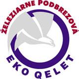 Logo ŽP EKO QELET a.s.
