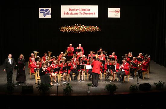 Znovoročného koncertu objektívom I. Kardhordovej