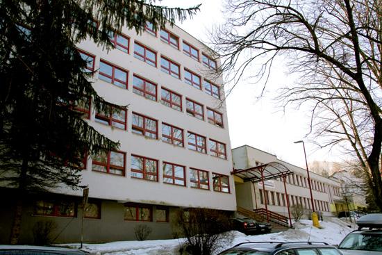 Sídlo ŽP Informatika s.r.o. objektívom Ivety Kardhordovej