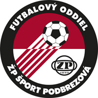 Logo Futbalový oddiel ŽP Šport PODBREZOVÁ