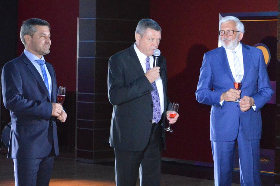20. výročia založenia spoločnosti Slovrur.