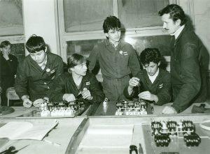 praktické vyučovanie 1987
