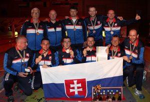 Reprezentácia Slovenska - Kolkársky klub ŽP - Podbrezová