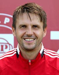 Ján Gajdošík - tréner juniorov