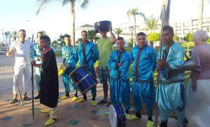 Marocký večer aich kultúra