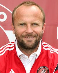 SMarekom Bažíkom, trénerom U17