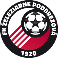 Logo Futbalový klub Železiarne Podbrezová