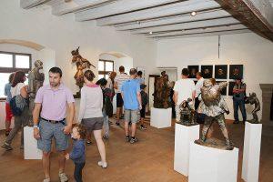 Dňa 7. júla sa uskutočnilo na hrade Ľupča tradičné stretnutie našich obchodníkov s dodávateľmi a odberateľmi našich služieb.