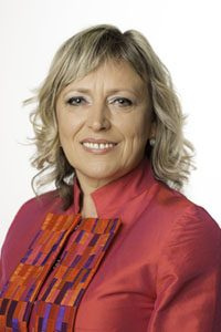 Dekanka fakulty doc. Ing. Iveta Vasková, PhD.