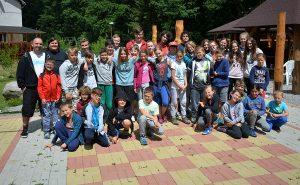 Speakland, tábor zameraný na rozvoj anglického jazyka
