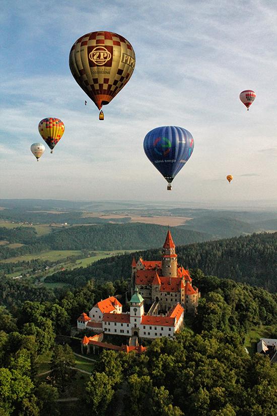 Balónové lietanie