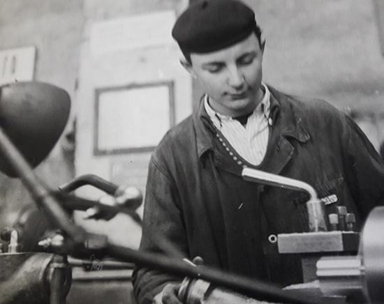 Učeň zroku 1952.