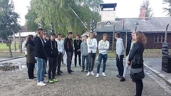 Študenti v Osvoenčine
