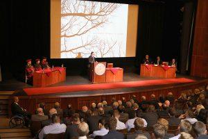 Prezident Slovenskej rektorskej konferencie Rudolf Kropil