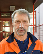 Peter Jakubec, centrálna údržba