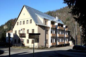 Hotel Pobrezovan
