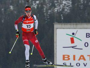 Tomáš Sklenárik v Osrblí suverénne ovládol rýchlostné preteky i preteky s hromadným štartom.