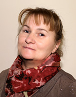 Jana Kováčiková, centrálna údržba