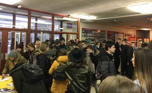 Deň otvorených dverí prilákal do našich škôl vyše 100 deviatakov.