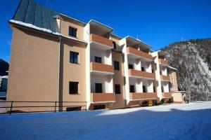 Zrekonštruovaný bytový dom je pýchou sídliska