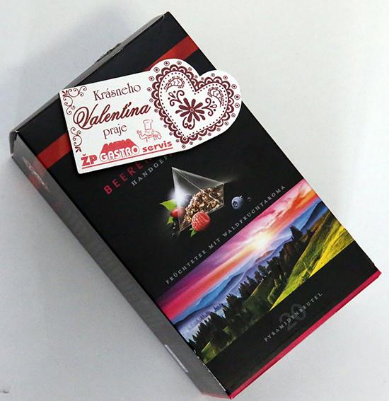 Valentínsky darček - aj ŽP GASTRO servis s.r.o., každoročne v tento deň prekvapí svojich stravníkov milou pozornosťou