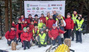 Občianske združenie Valašťania organizovalo 27. januára krnačkové preteky, ktoré sa konali v rámci Slovenského pohára. Ďakujeme Železiarňam Podbrezová za finančnú podporu.