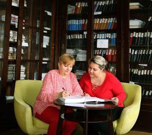 Viac nám ohľadom takzvanej technickej knižnice povedala Ing. Zuzana Kováčová: