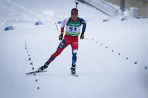 Tomáš Sklenárik siahal na medailu zmajstrovstiev sveta