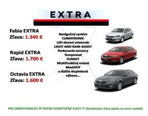 Ponuka vozidiel značky ŠKODA