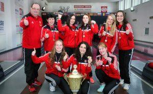 Ženské družstvo zvíťazilo v extralige
