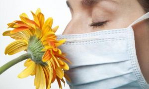 Peľové alergie