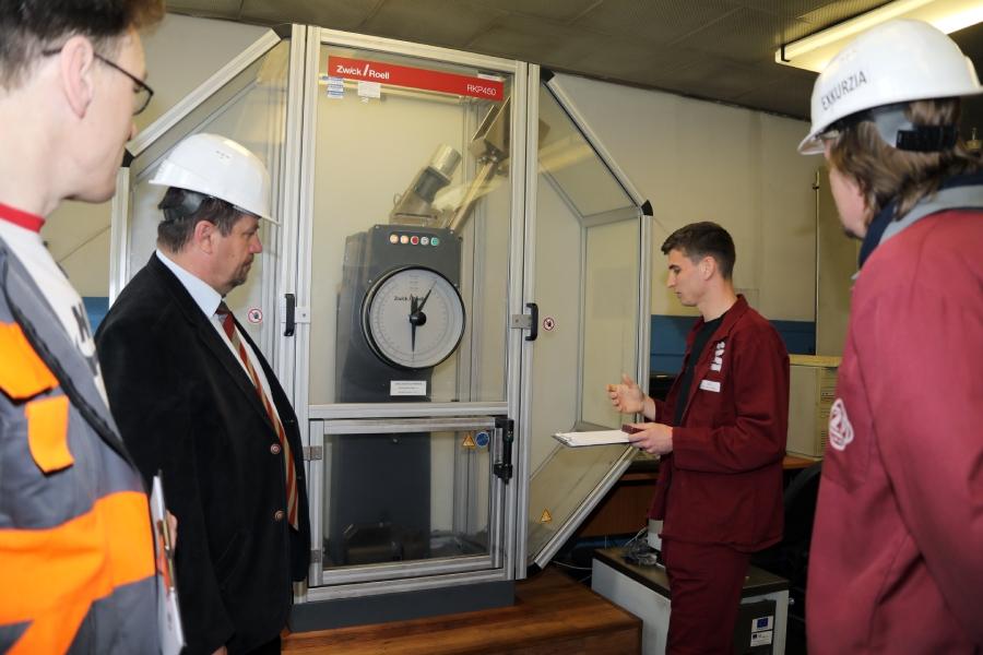 Praktické maturity SSOSH Železiarne Podbrezová