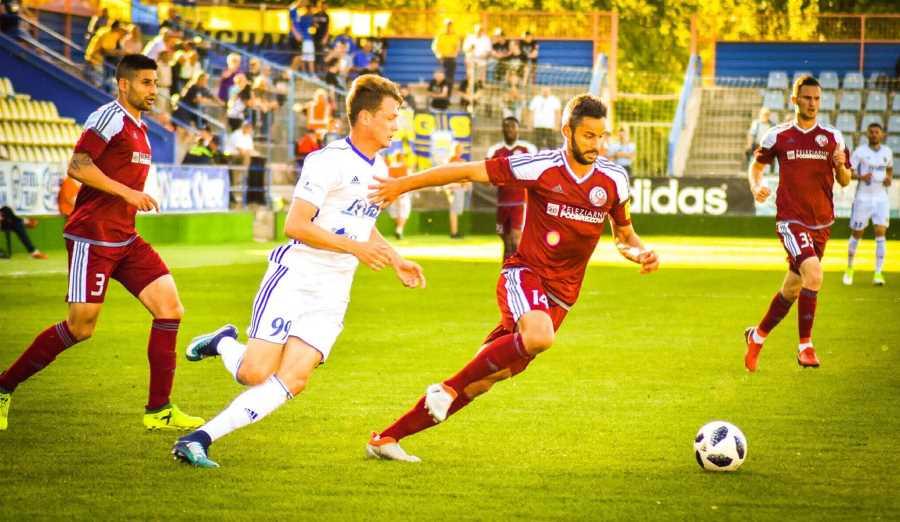 Na trávniku MFK Zemplín Michalovce sme prehrali najtesnejším rozdielom - 1:0