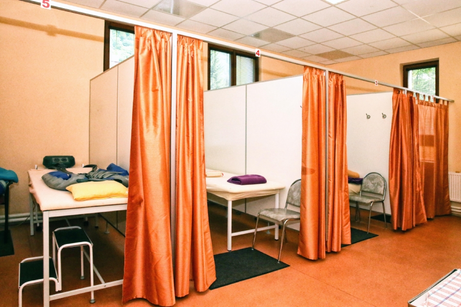 Zväčšené priestory v ŽP Rehabilitácia