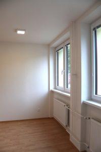 Nové byty v Bytovom dome Piesok sú vybavené novými zariadeniami.