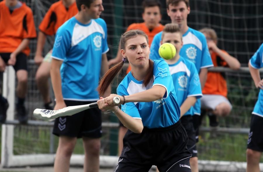 Softbalový turnaj organizovaný SG ŽP.