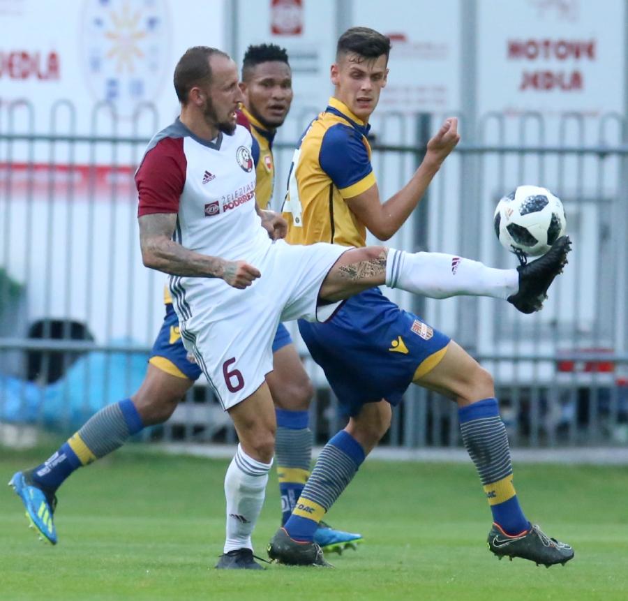Domáci zápas prvého domáceho kola Fortuna ligy