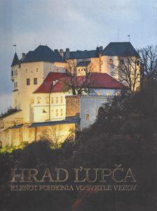 Obálka knihy Hrad Ľupča, Klenot Pohronia vo svetle vekov