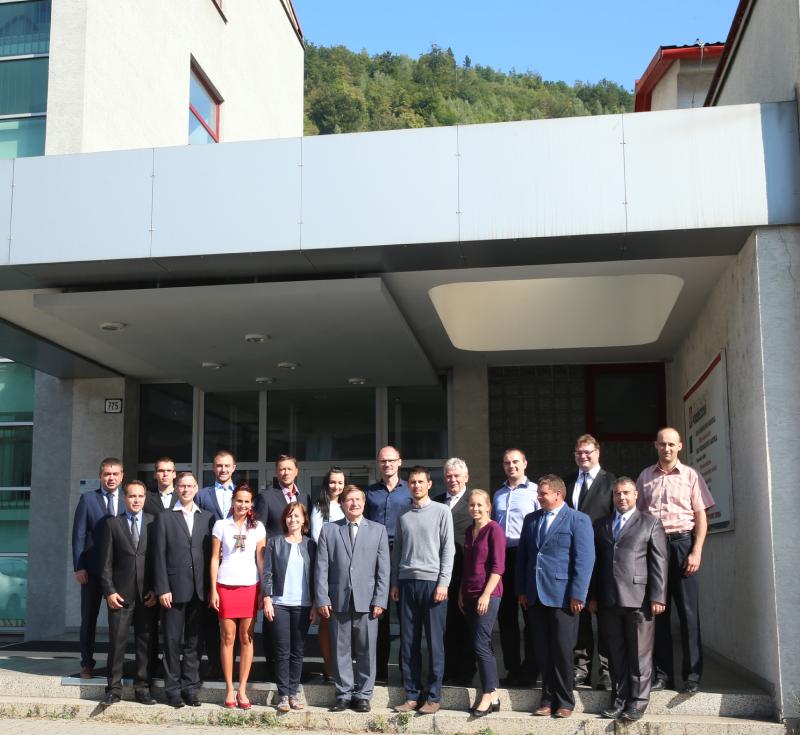Kolektív ŽP Výskumno-vývojového centra
