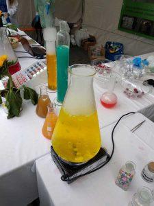 Vedecký veľtrh v Bratislave sa žiakom veľmi páčil. Foto: archív SG ŽP