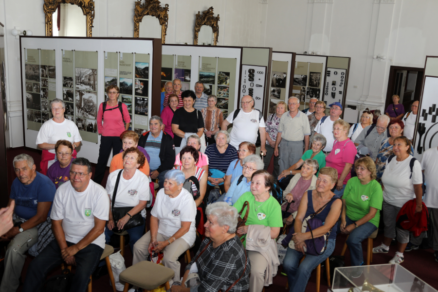 Seniori na návšteve Hutníckeho múzea ŽP.