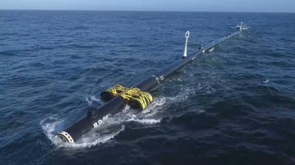 Čistič odpadkov bol v októbri vypustený do oceánu