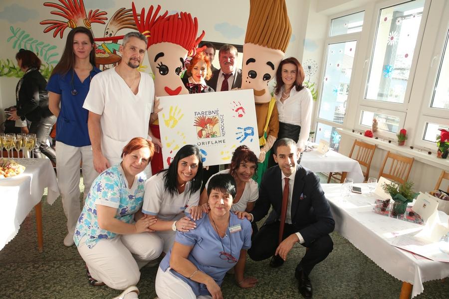 Kolektív detského oddelenia breznianskej nemocnice