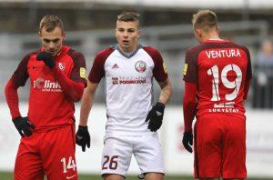Michal Obročník – strelec nášho jediného gólu proti Seredi. Foto: I. Kardhorodová