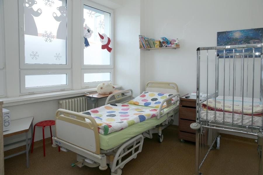 Nové priestory v NSP Brezno vďaka projektu Farebné nemocnice