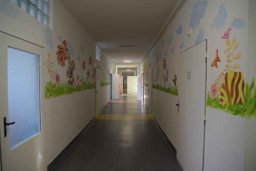 Nemocnica v Brezne má komplet prerobené detské oddelenie