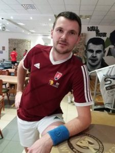 Vilmoš Zavarko počas kvalifikácie v Bačke Topoli. Foto: internet